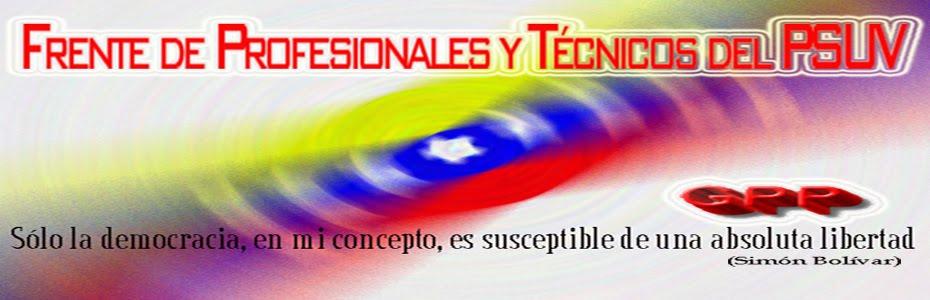 Frente de Profesionales y Técnicos del PSUV