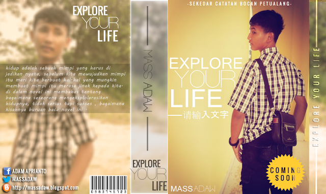 NOVEL MASS ADAW explore your life