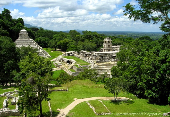 Palenque, Mexico - 2009