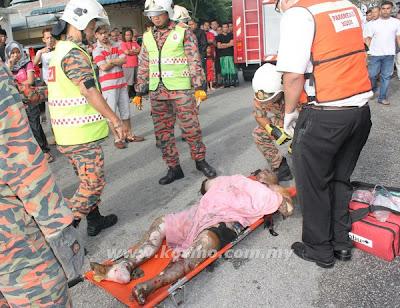 Balasan, bunuh, dua, orang, guna, bom, Kuala Lumpur,  Mohd. Khayry Ismail, 48, Ng Siew Hong, 51, dan Goh Yong Seng, 35. Jenayah, Malaysia