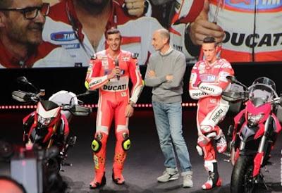 Ducati Launches New Motor