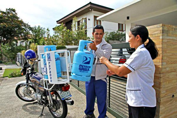Petron Gasul Delivery