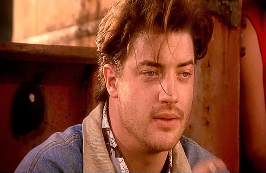 Young Brendan Fraser The Mummy Tinkering Tilly