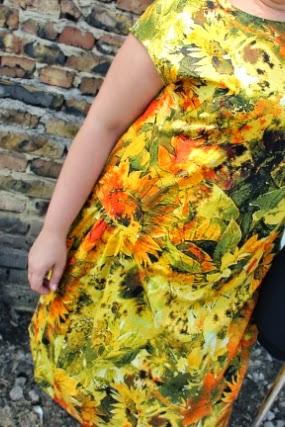 платье для лета для полных