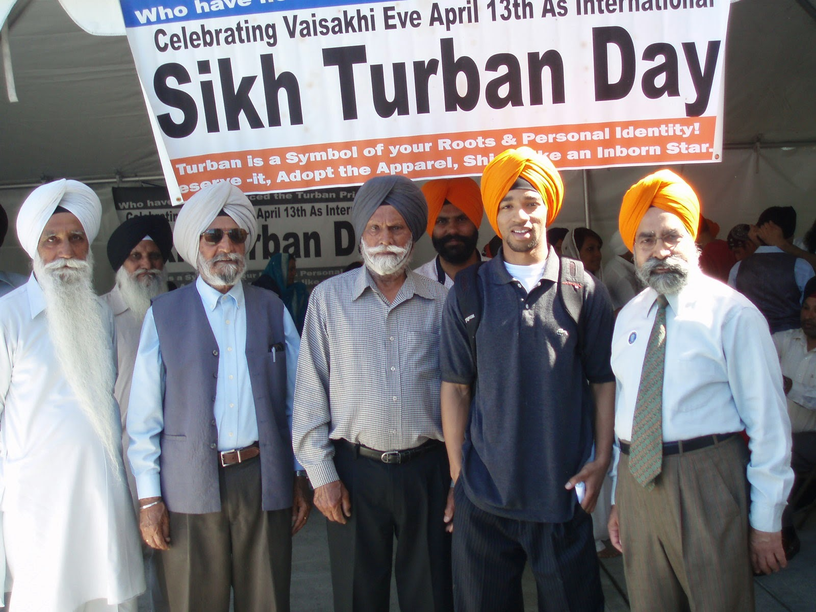 Ilustração: Turbante Sikh