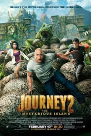 Journey 2 The Mysterious Island 2012 Dual Audio 720p BRRip 750mb