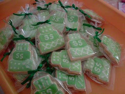 Fancy Cookies - Pn Ros dari Ipoh