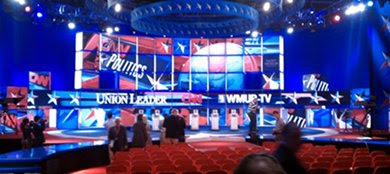 CNN's debate stage