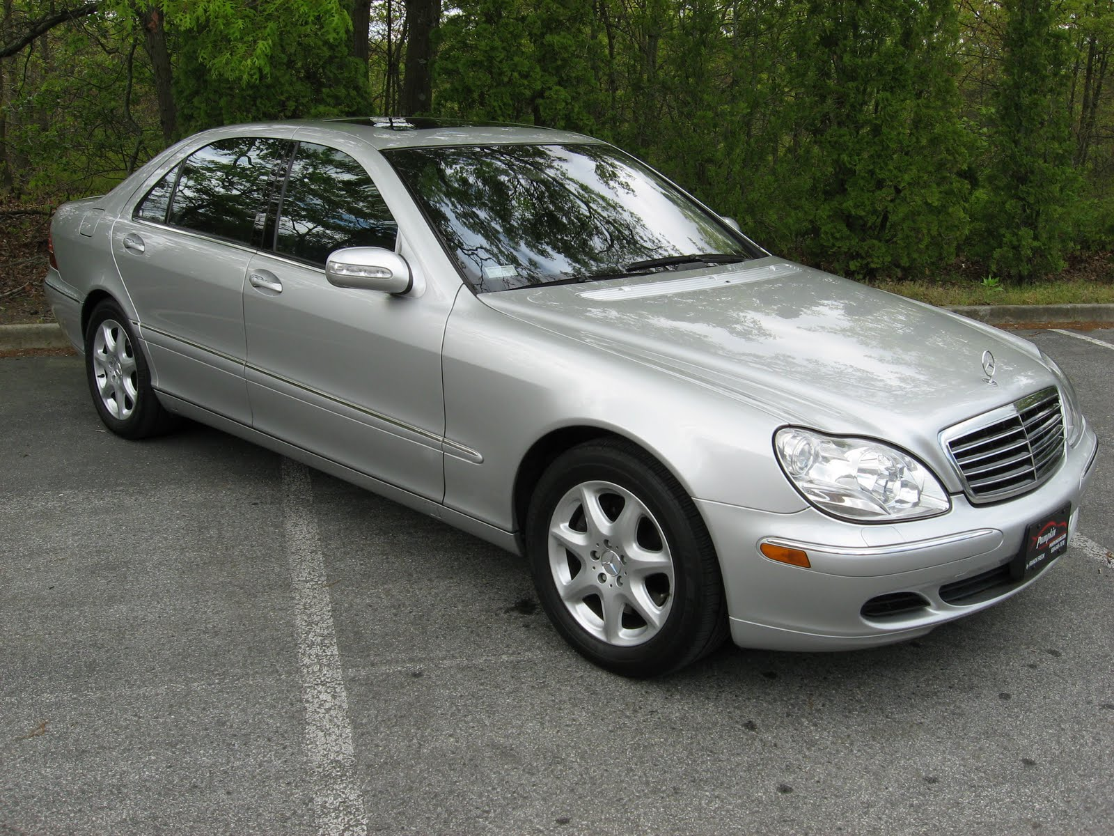 Pumpkin fine cars and exotics 2003 mercedes benz s430 4matic for S430 mercedes benz