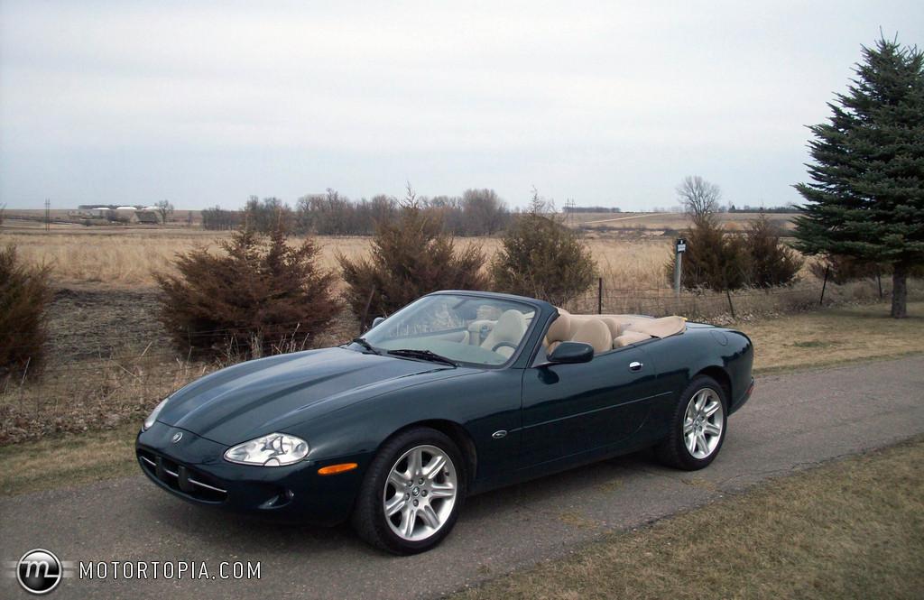 Cars Updates Jaguar Xk8 Convertible 2000