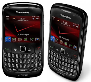 cost of blackberry curve 2