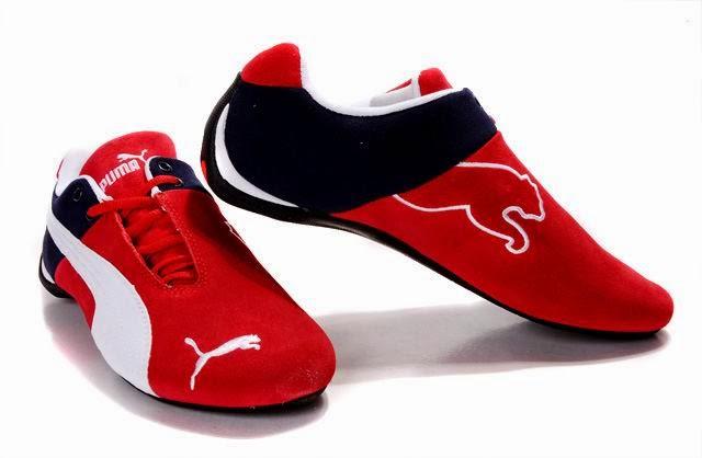 nuevo estilo de zapatos puma