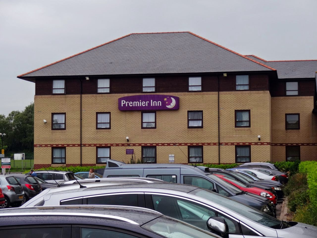 The Premier Inn, Weymouth