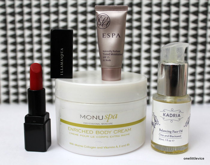 One Little Vice UK Beauty Blogger: Favourite Beauty Products from March 2015