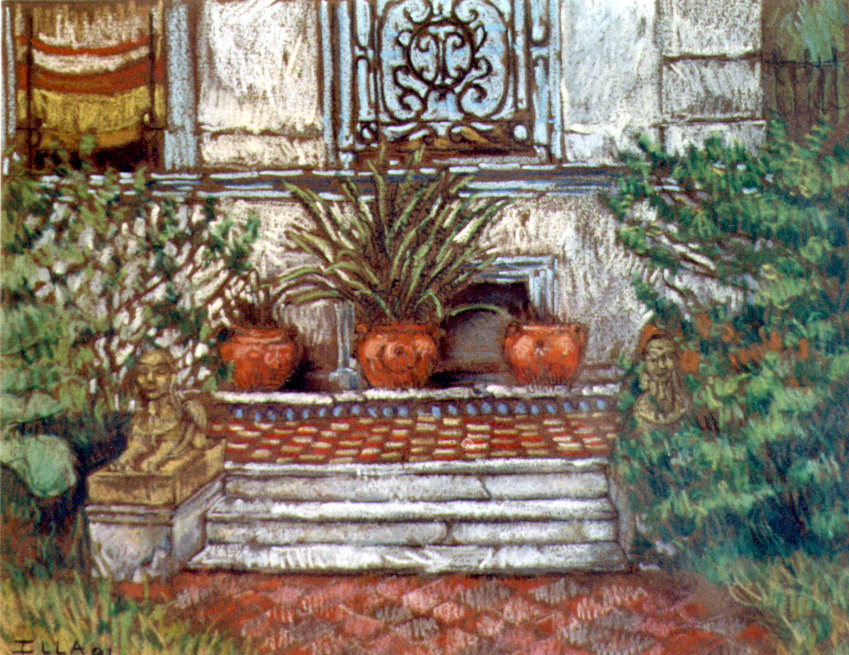 Macetas en el patio buenos aires - Patios con macetas ...