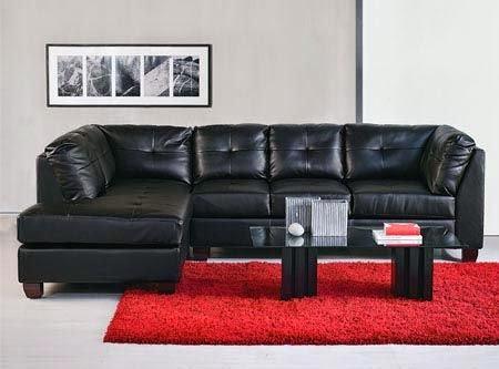 Muebles x muebles decorando con muebles de cuero for Pintar paredes con muebles oscuros