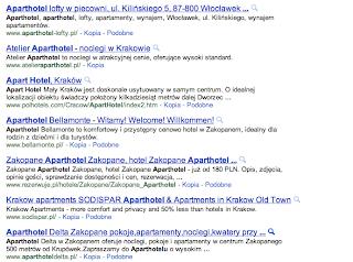 aparthotel po polsku - cz.2