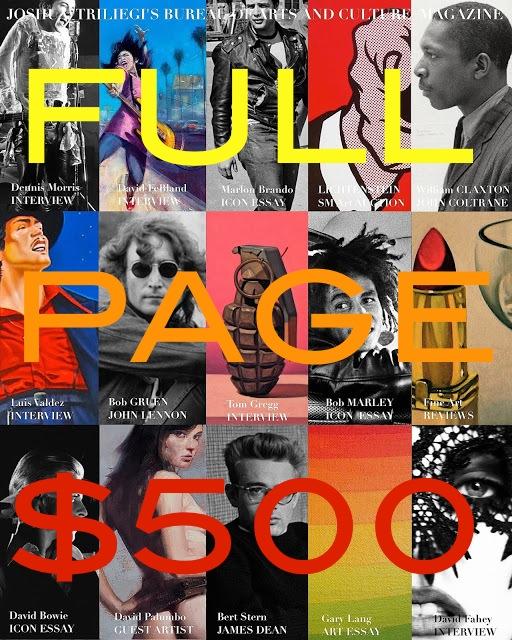 BUREAU FULL PAGE AD DEALS