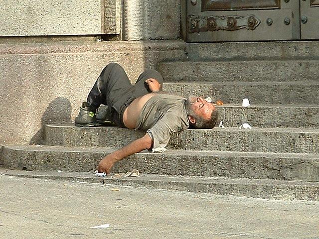 Asi vive la gente de bajos ingresos en Hong Kong