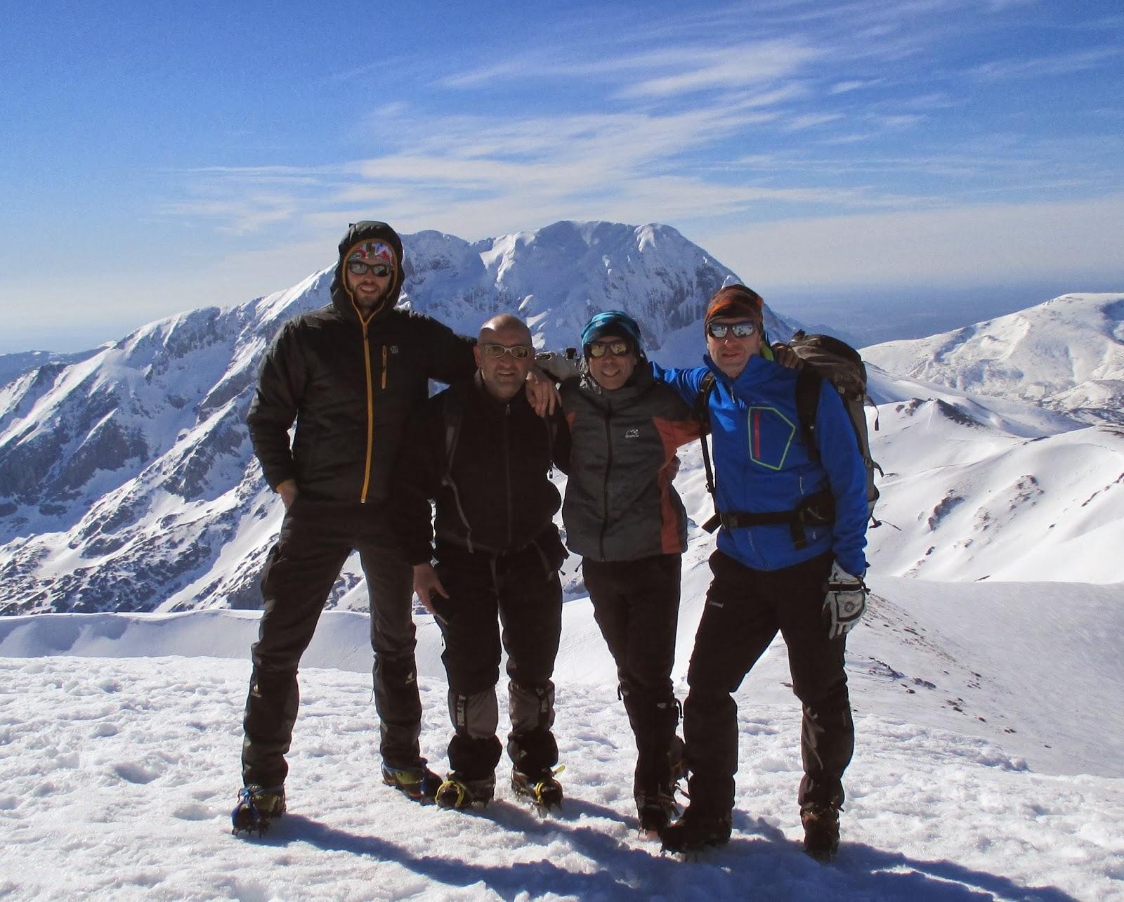 Fuentes Carrionas-Montaña Palentina: Pico Murcia