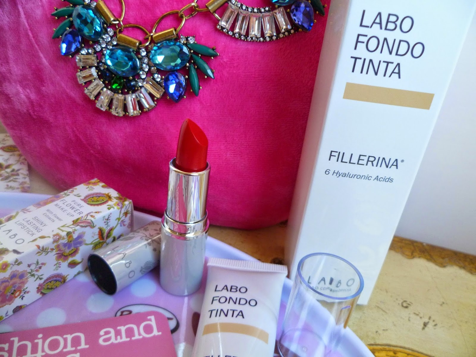 Labo make-up, Labo fillerina, real anti age foundation, Labo fillerina fondotinta, Fashion and Cookies, fashion blogger, fillerina review