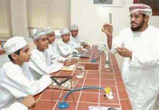 جدول امتحانات الثانوية العامة 2015 سلطنة عمان الفصل الثاني