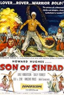 Assistir Filme O Filho de Simbad Online - 1955