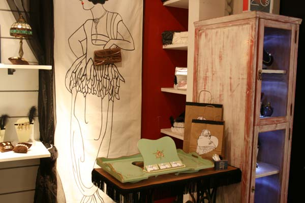 Ártidi Belle Epoque pop up store
