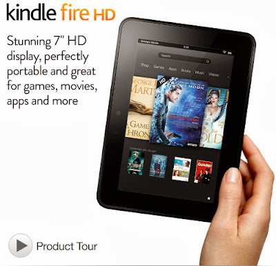 Black Friday Must Get Kindle Fire HD