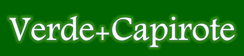 Blog Verde Capirote