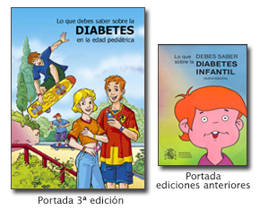 LOS PEQUES SERRANOS: DIABETES INFANTIL