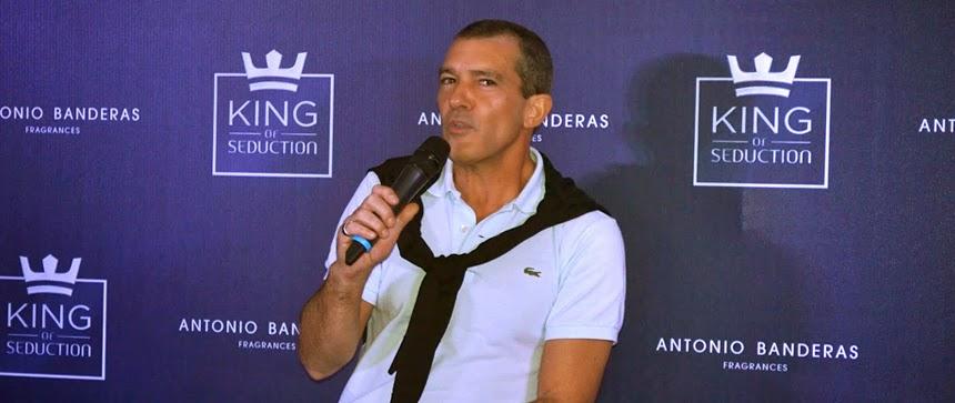 Antonio Banderas en Argentina