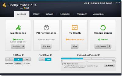TuneUp Utilities 2014 Full