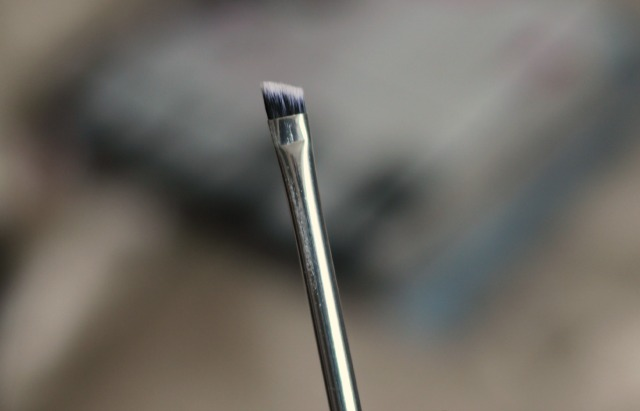 Real Techniques, Nic's Picks set, review, beauty, eyeliner brush