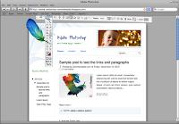 Adobe Photoshop (Free) template punya o-om.com