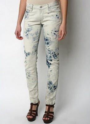 Acid Wash Jeans For Women