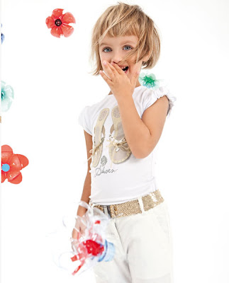 Dodipetto Girls Collection Spring Summer 2013