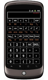 Scientific Calculator (adfree) apk for Android