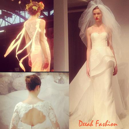 Gaun Pengantin Terbaru Trend 2013