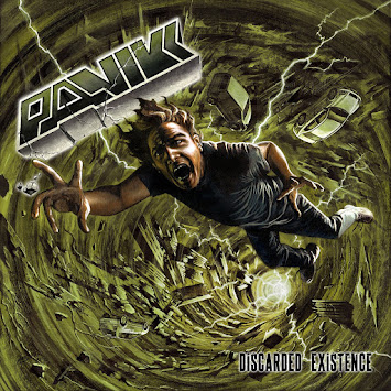 "PANIKK - ""DISCARDED EXISTENCE"""