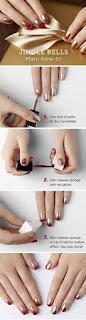 Cara Memakai Kutek Kuku dan 35 Tutorial Nail Art