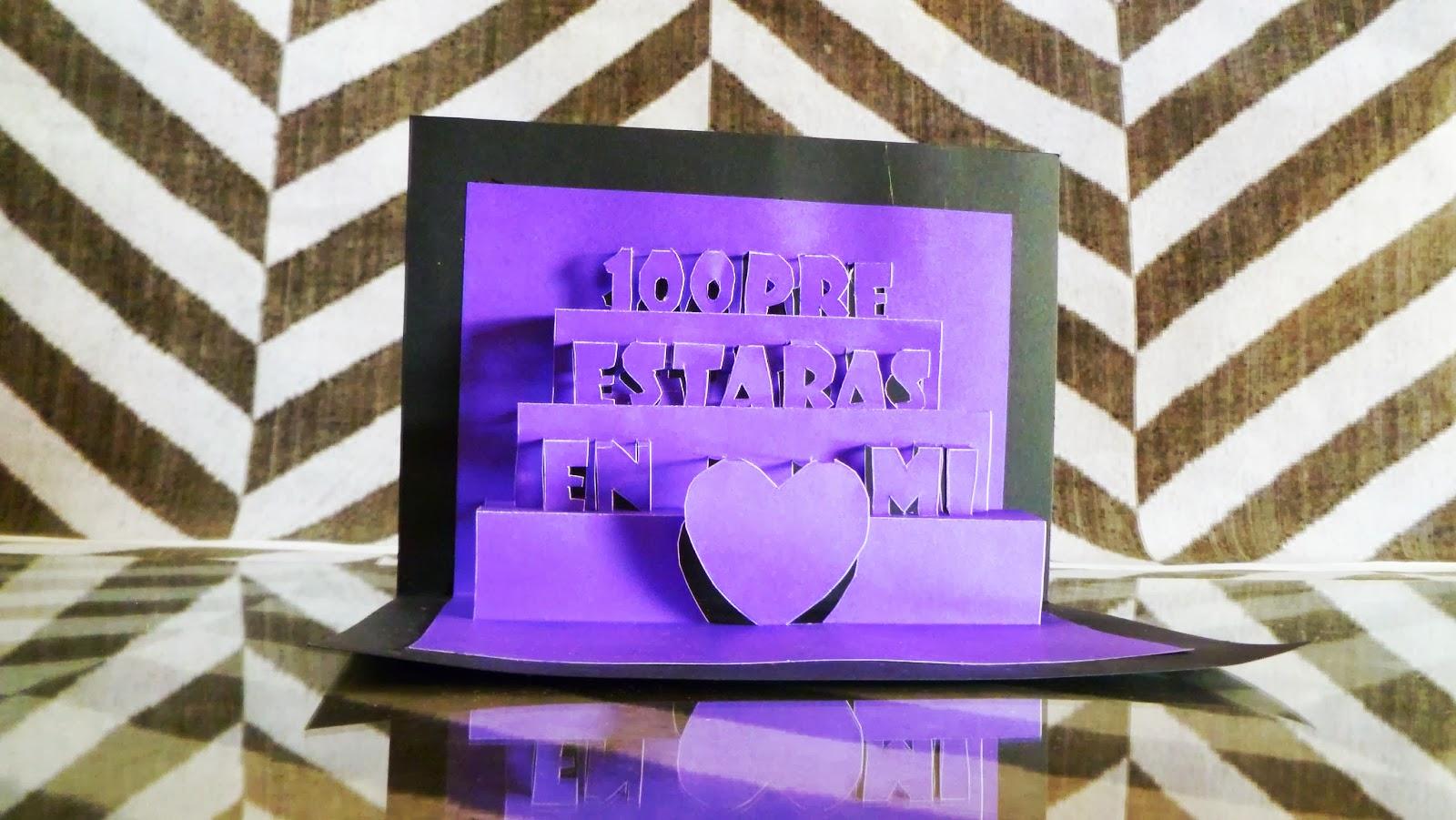 Moldes para hacer tarjetas pop up de corazon imagui for Como hacer mi casa en 3d