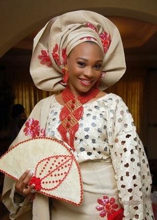 African Clothing:Nigeria Wedding Aso oke Designs - DeZango ... Traditional African Fashion Headdress