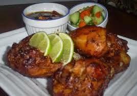 Ayam Panggang Bumbu Sate