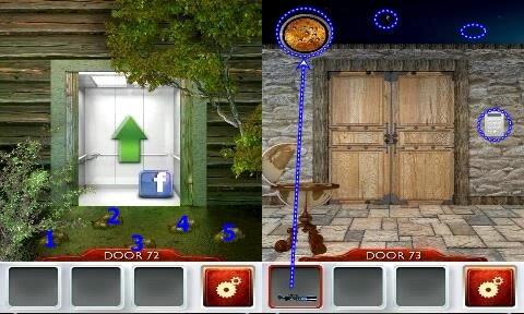 100 Doors 2 Beta Level 71 72 73 74 75 Cheats