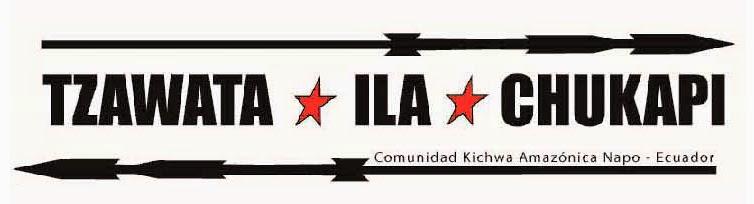 Comunidad Kichwa Tzawata - ILa  - Chukapi