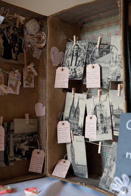 ecosposi matrimonio ecologico tableau a tema città