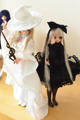 azone excute majokko little witch of the
