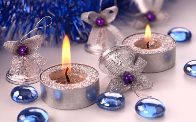 Magicas Navidad; Velas