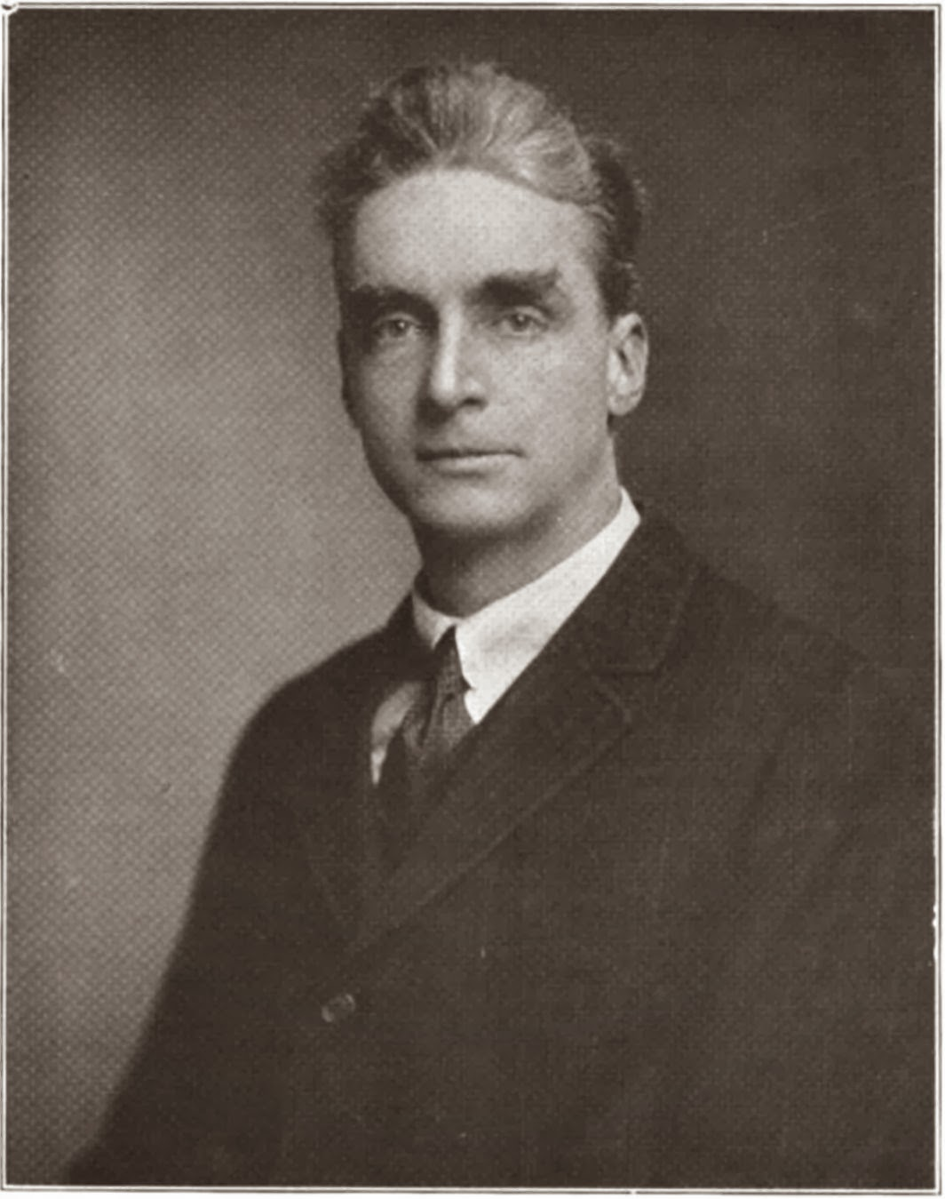 Arthur S. Hoffman, Editor, Adventure Magazine c. 1920